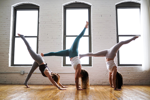 How Simple Additions Can Add up to a More Balanced Yoga Practice